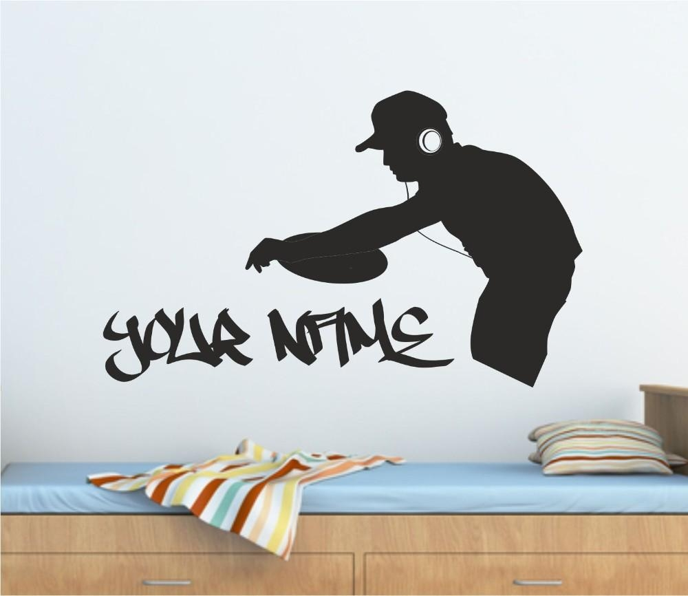 Online Get Cheap Graffiti Wall Decal  Aliexpress | Alibaba Group For Graffiti Wall Art Stickers (Image 10 of 20)