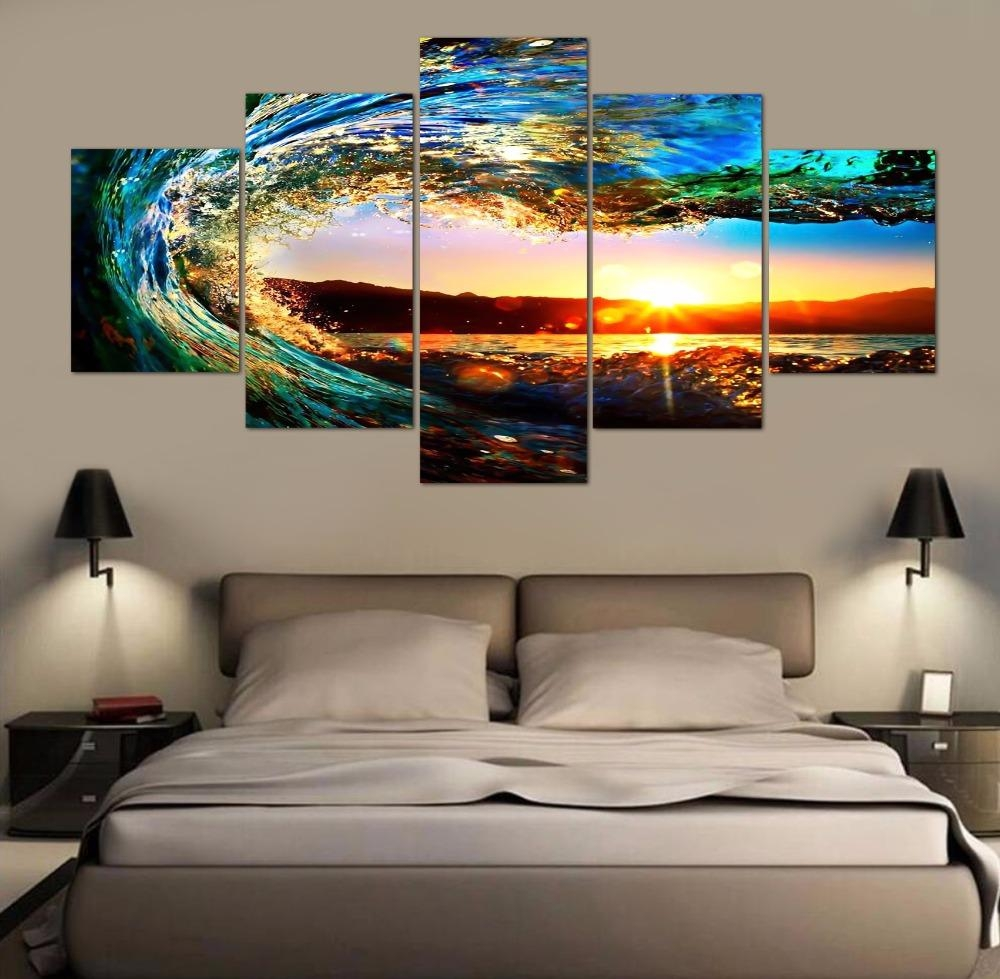 Online Get Cheap Huge Wall Art Canvas  Aliexpress | Alibaba Group Throughout Huge Wall Art Canvas (Image 14 of 20)
