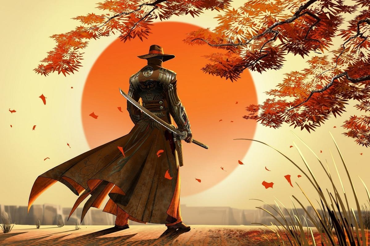 Online Get Cheap Japanese Art Samurai Aliexpress | Alibaba Group Pertaining To Samurai Wall Art (View 8 of 20)