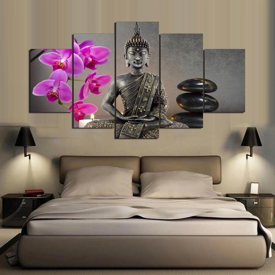 Online Get Cheap Japanese Panel Art  Aliexpress | Alibaba Group Intended For Japanese Wall Art Panels (Image 12 of 20)