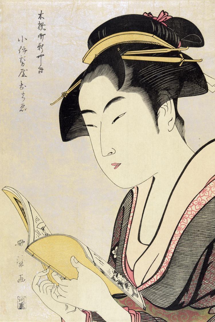 Online Get Cheap Japanese Traditional Art Aliexpress Regarding Geisha Canvas Wall Art (View 8 of 20)