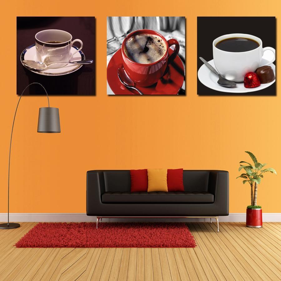 Online Get Cheap Kitchen Wall Art  Aliexpress | Alibaba Group Regarding Kitchen Wall Art Sets (Image 12 of 20)