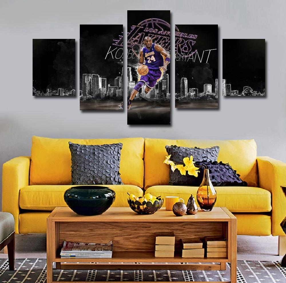 Online Get Cheap Kobe Bryant Nba Aliexpress | Alibaba Group In Nba Wall Murals (View 9 of 20)