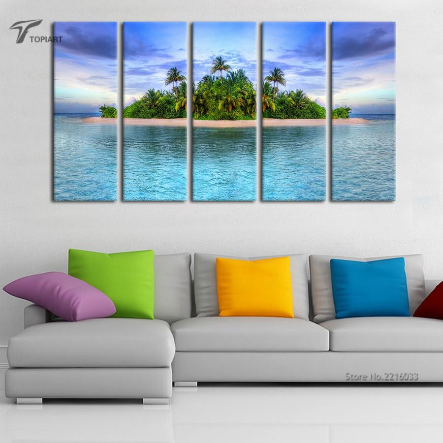 Online Get Cheap Large Wall Art Canvas Aliexpress | Alibaba Group In Huge Wall Art Canvas (View 20 of 20)