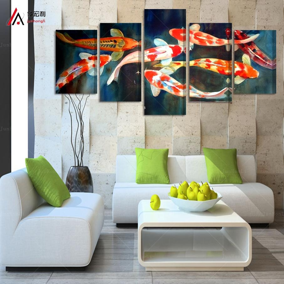 Online Get Cheap Large Wall Pictures Aliexpress | Alibaba Group Pertaining To Large Cheap Wall Art (View 15 of 20)