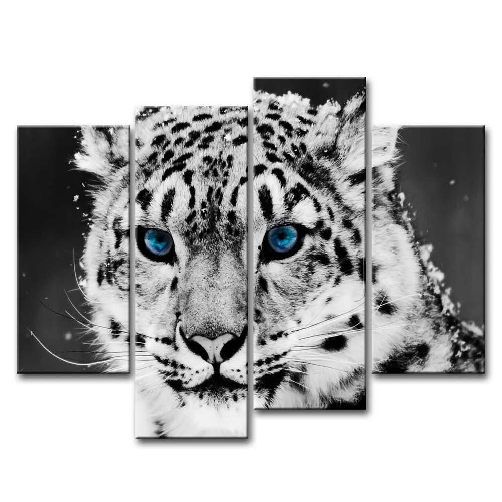 Online Get Cheap Leopard Print Decor Aliexpress | Alibaba Group Throughout Leopard Print Wall Art (View 11 of 20)