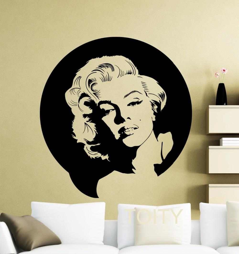 20 Best Marilyn Monroe Wall Art | Wall Art Ideas