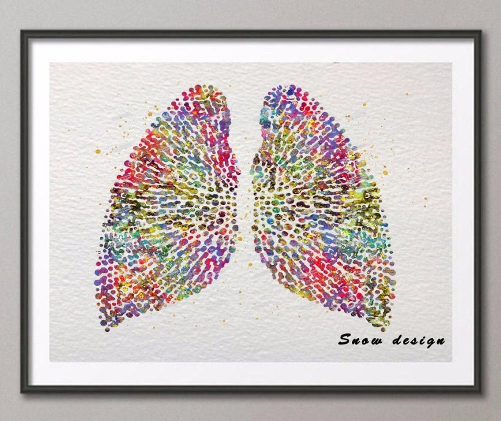 Online Get Cheap Medical Wall Art  Aliexpress | Alibaba Group With Medical Wall Art (Image 11 of 20)