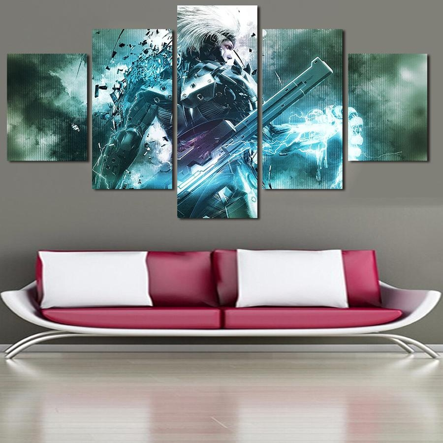 Online Get Cheap Metal Wall Hanging Art Aliexpress | Alibaba With Regard To Cheap Metal Wall Art (View 20 of 20)