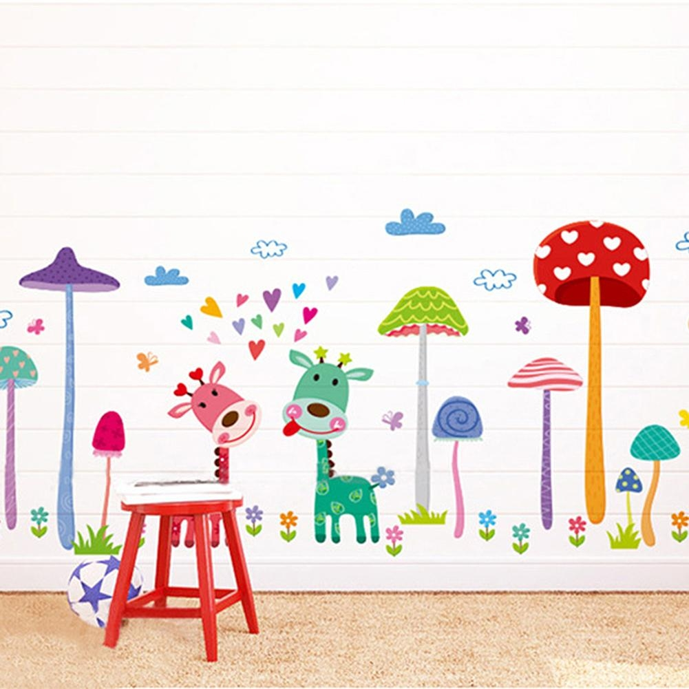 Online Get Cheap Mushroom Wall Aliexpress | Alibaba Group Within Mushroom Wall Art (View 6 of 20)