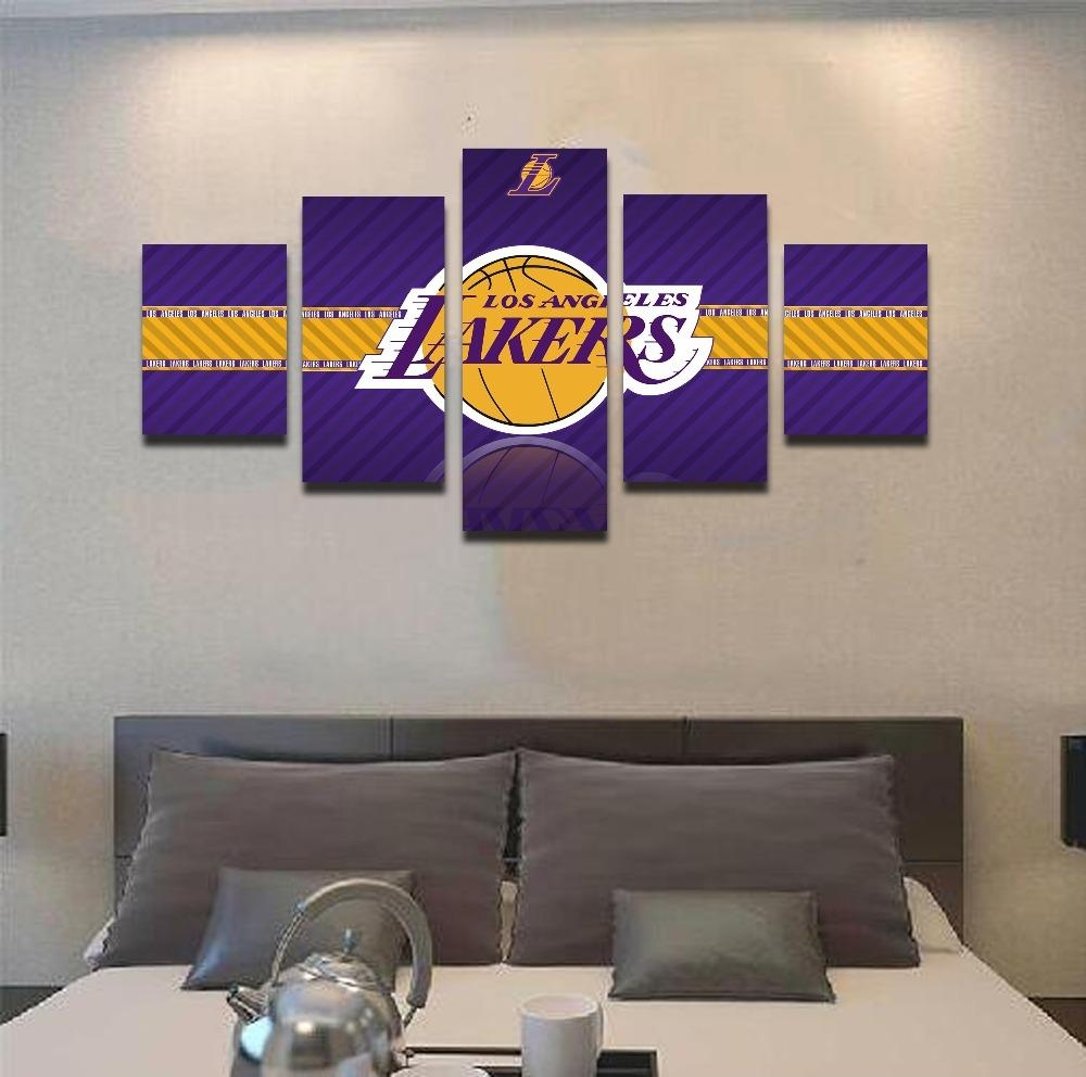 Online Get Cheap Nba Decorations Aliexpress | Alibaba Group Throughout Nba Wall Murals (View 20 of 20)