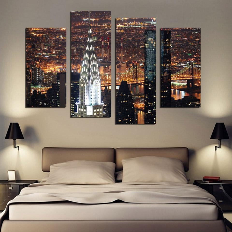 Online Get Cheap Nice Art  Aliexpress | Alibaba Group Intended For Wall Art With Lights (Image 16 of 20)