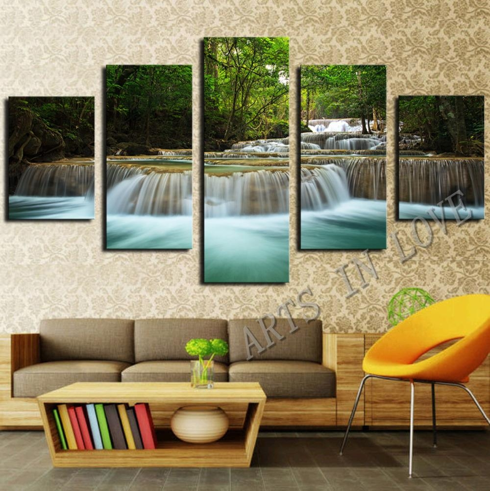 Online Get Cheap Painting Large Canvas  Aliexpress | Alibaba Group Regarding Big Canvas Wall Art (Image 14 of 21)
