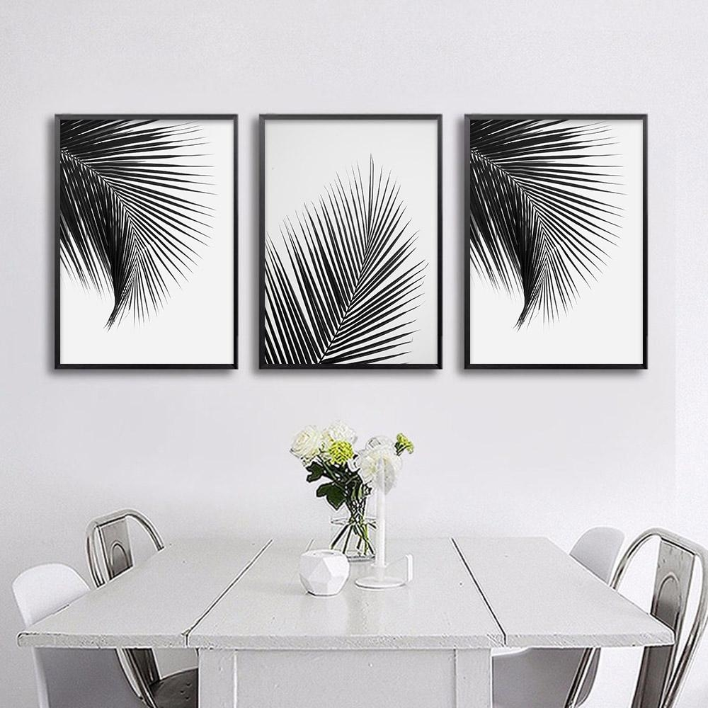 Online Get Cheap Palm Leaf Wall Art  Aliexpress | Alibaba Group For Palm Leaf Wall Art (Image 10 of 20)