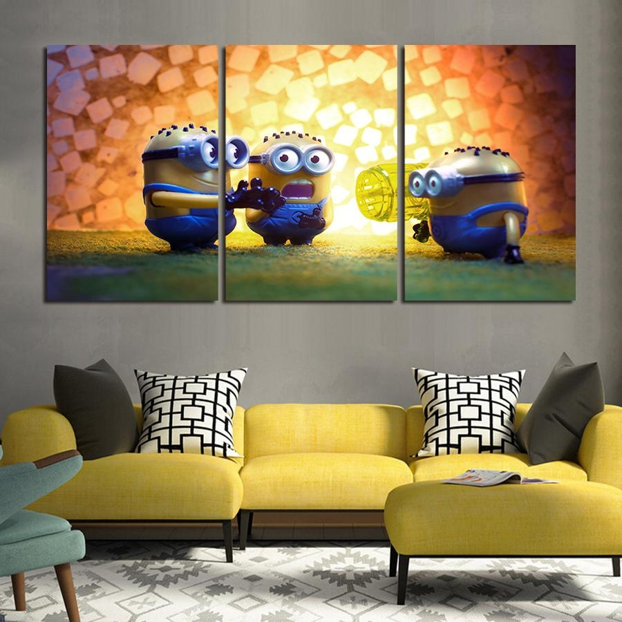 Wall Art Ideas: Small Canvas Wall Art (Explore #7 of 20 Photos)