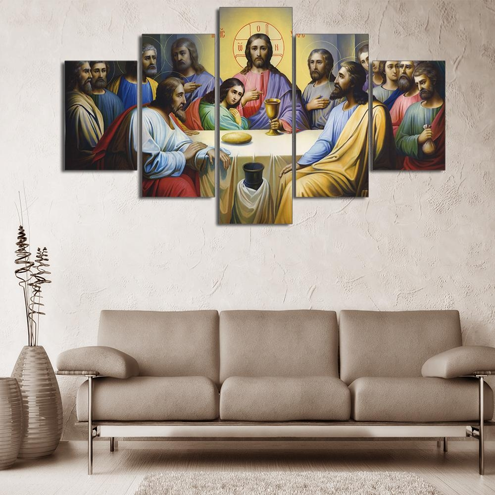 Online Get Cheap Picture Last Supper  Aliexpress | Alibaba Group With Regard To The Last Supper Wall Art (Image 14 of 20)