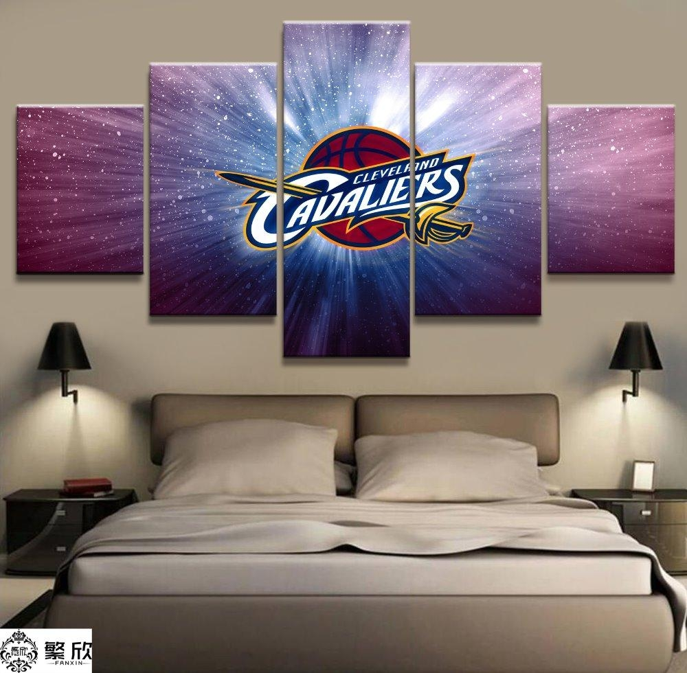 Online Get Cheap Posters And Prints Nba Aliexpress | Alibaba Inside Nba Wall Murals (View 18 of 20)
