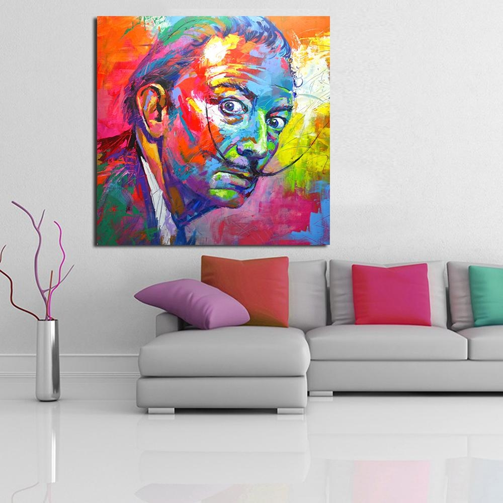 Online Get Cheap Salvador Dali Art  Aliexpress | Alibaba Group Intended For Salvador Dali Wall Art (Image 12 of 20)