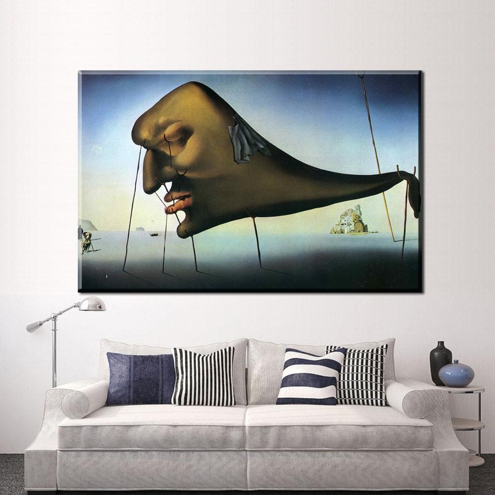 Online Get Cheap Salvador Dali Art  Aliexpress | Alibaba Group With Salvador Dali Wall Art (Image 13 of 20)