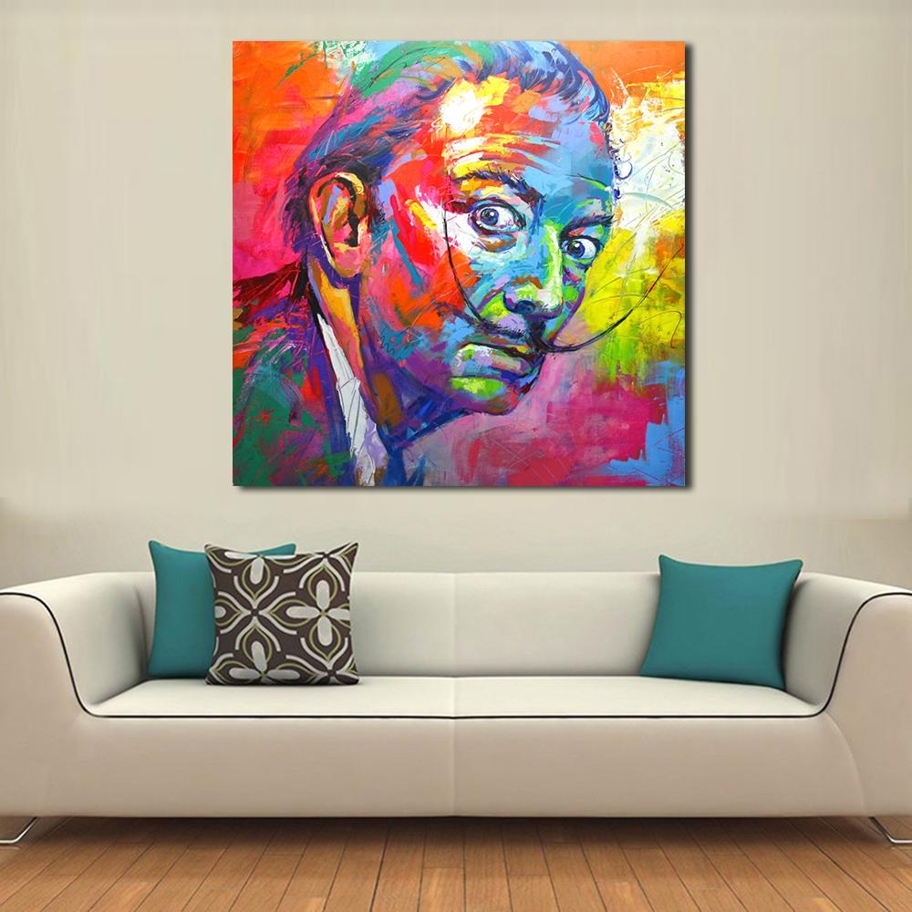 Online Get Cheap Salvador Dali Art Prints  Aliexpress Regarding Salvador Dali Wall Art (Image 14 of 20)