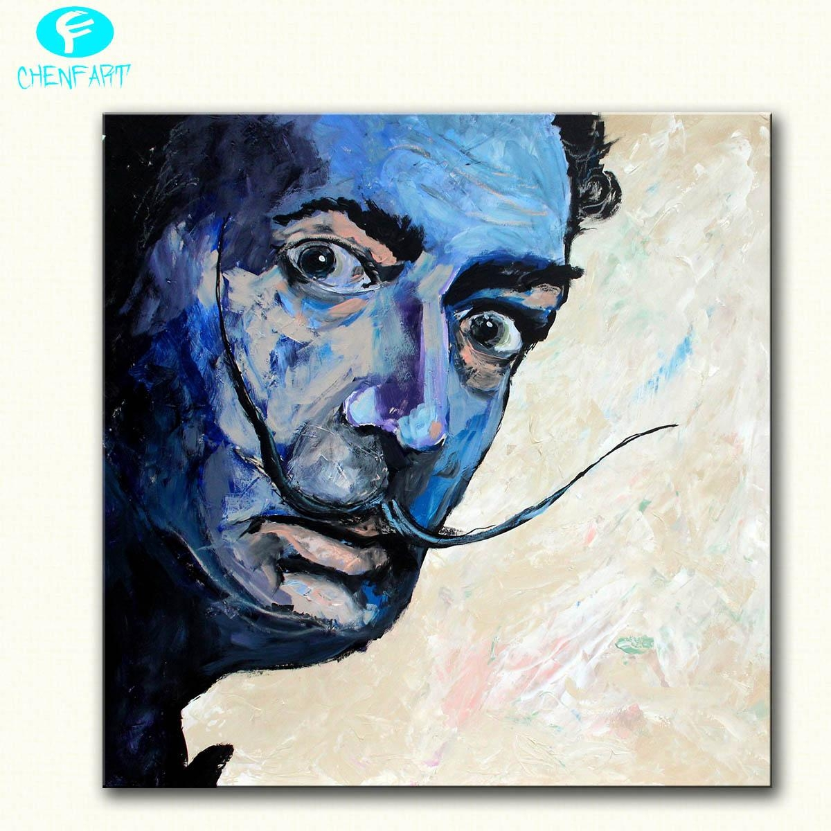 Online Get Cheap Salvador Dali Famous Paintings  Aliexpress Inside Salvador Dali Wall Art (Image 15 of 20)