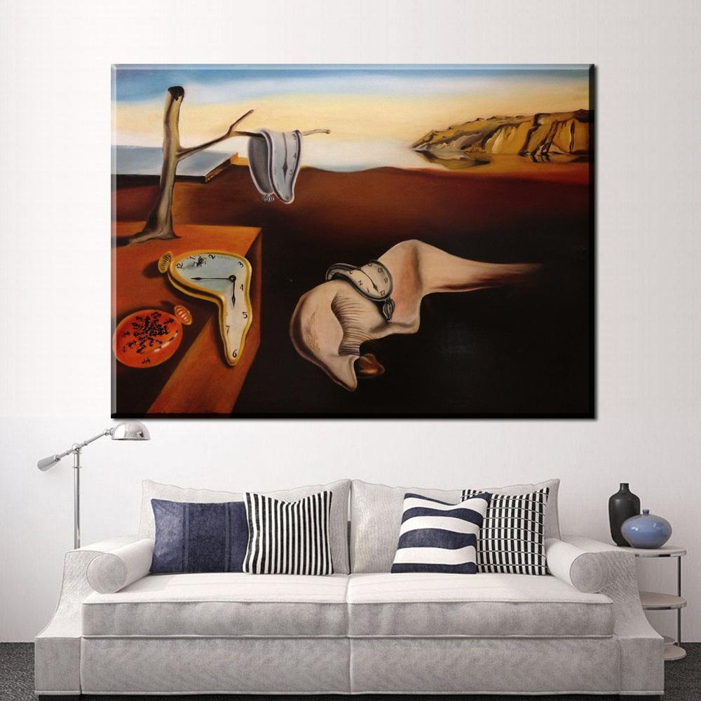 Online Get Cheap Salvador Dali Poster  Aliexpress | Alibaba Group In Salvador Dali Wall Art (Image 16 of 20)