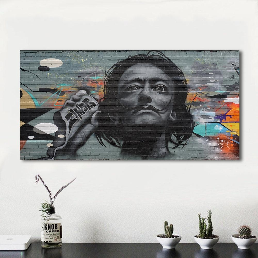Online Get Cheap Salvador Dali Print  Aliexpress | Alibaba Group In Salvador Dali Wall Art (Image 17 of 20)