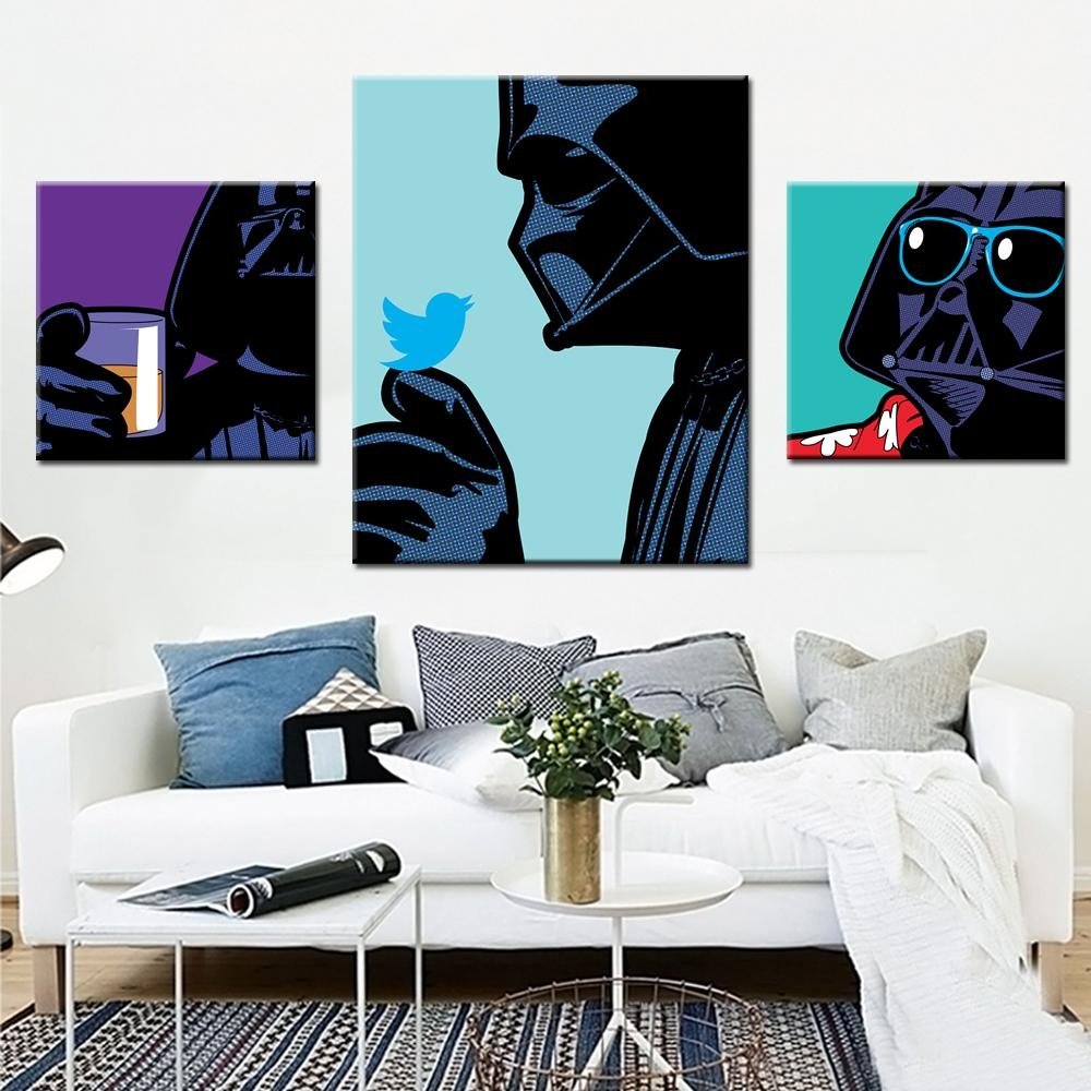 Online Get Cheap Ship Wall Art Aliexpress | Alibaba Group For Cheap Abstract Wall Art (View 16 of 20)