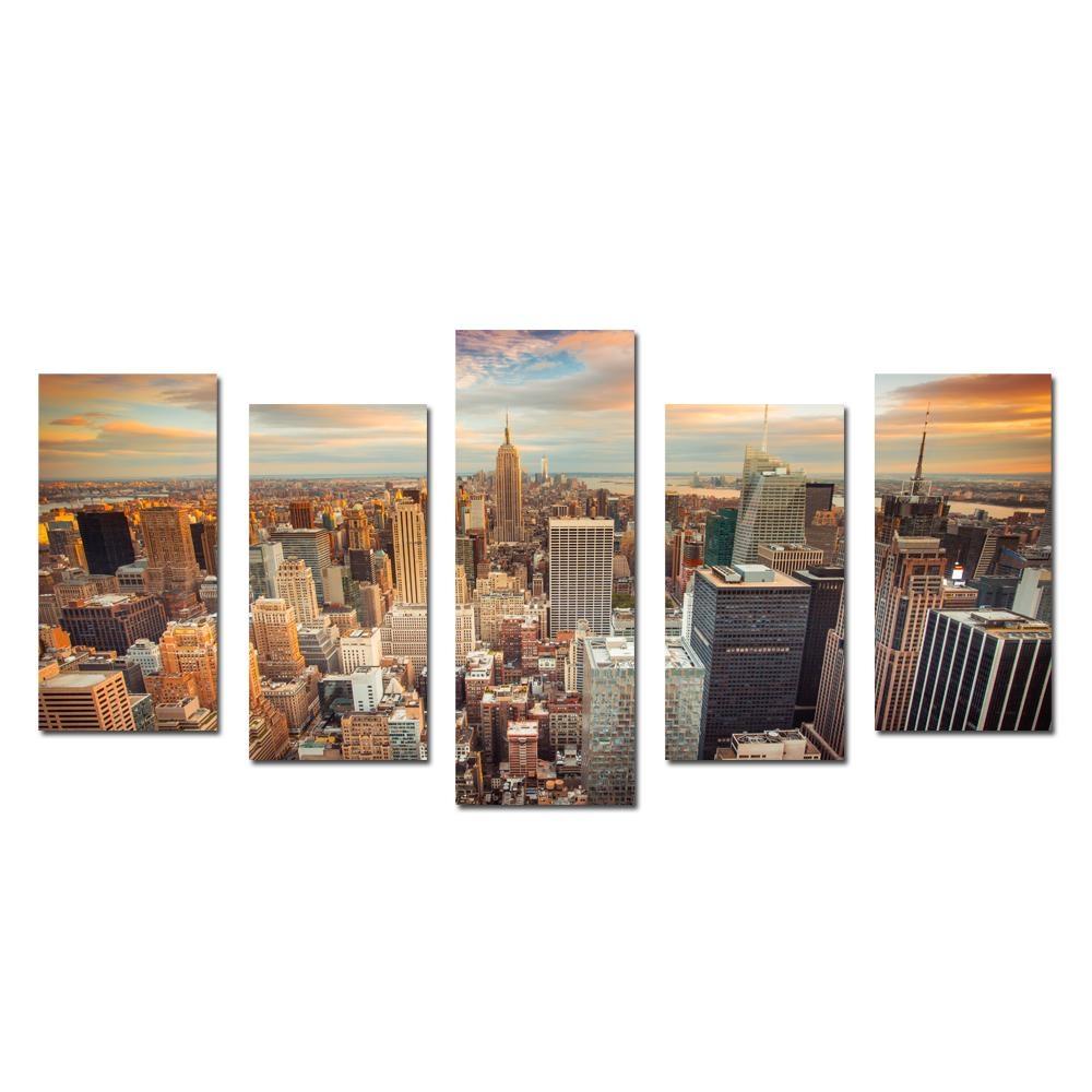 Online Get Cheap Split Panel Art Aliexpress | Alibaba Group For Cheap Wall Canvas Art (View 3 of 20)