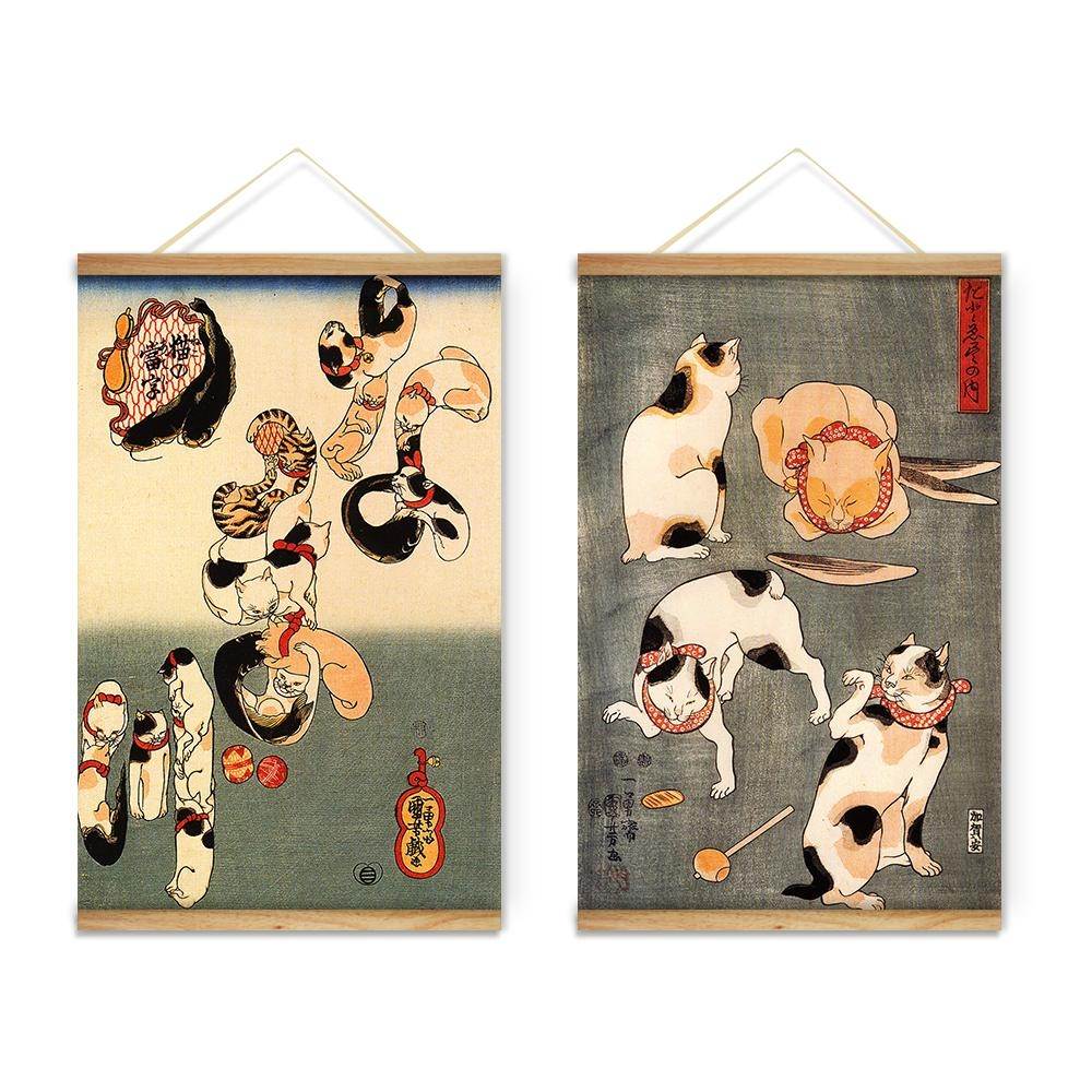 Online Get Cheap Traditional Japanese Art  Aliexpress Intended For Japanese Wall Art Panels (Image 14 of 20)