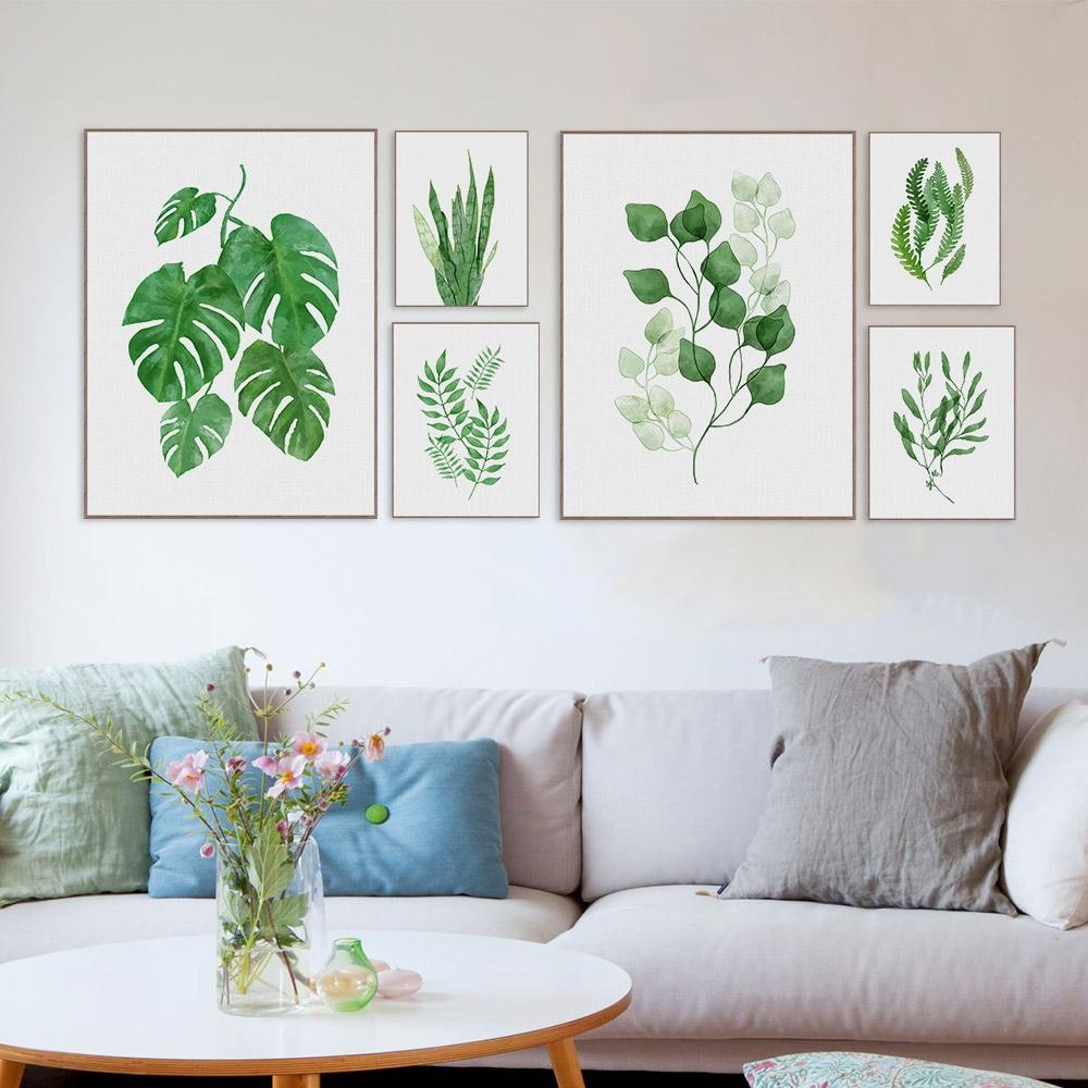 Online Get Cheap Wall Art Floral  Aliexpress | Alibaba Group In Floral & Plant Wall Art (Image 14 of 20)