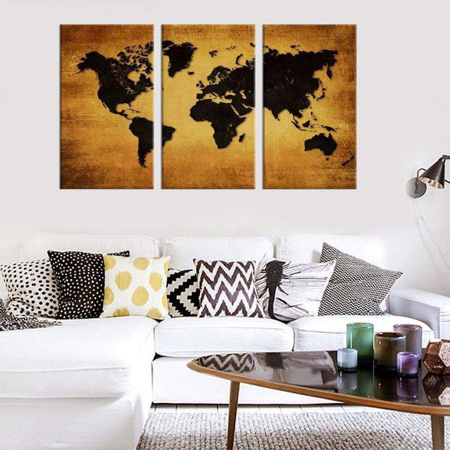 Online Get Cheap Wall Art Set  Aliexpress | Alibaba Group Pertaining To Cheap Wall Art Sets (Image 7 of 20)