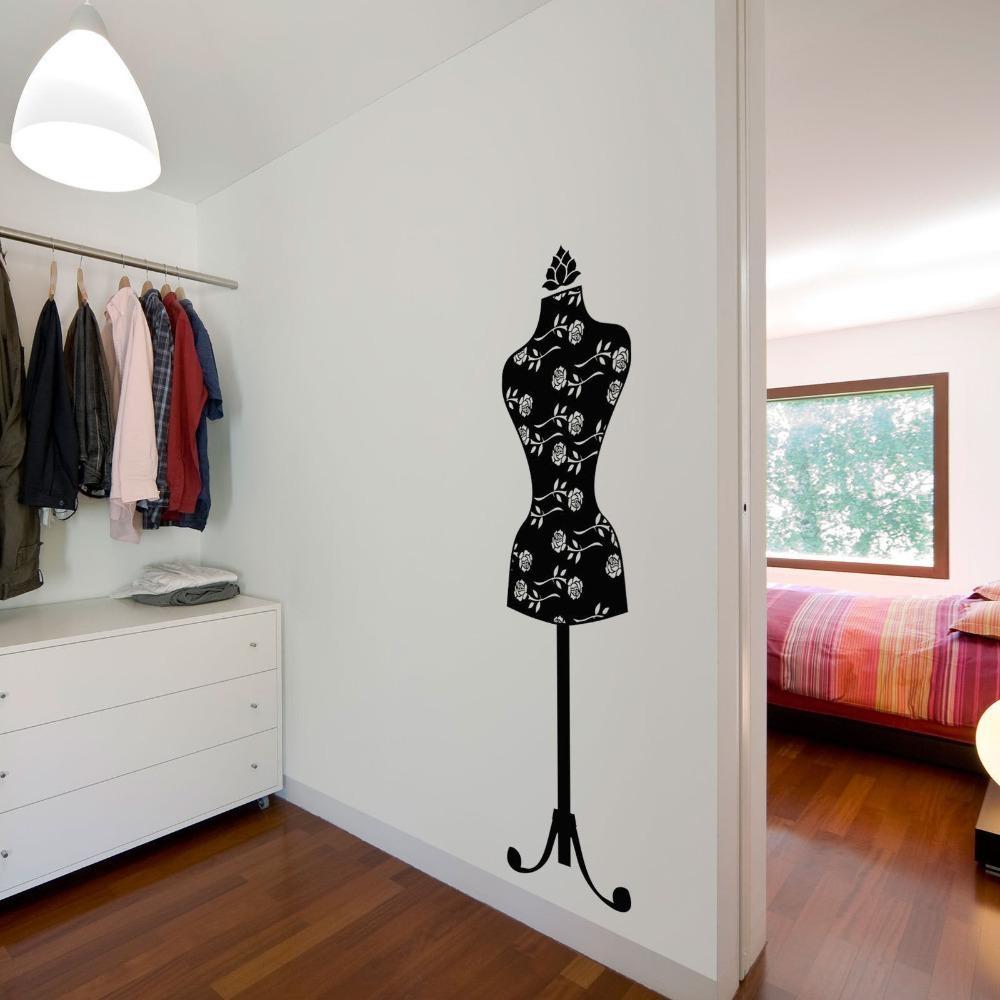 Online Get Cheap Wall Mannequin Aliexpress   Alibaba Group Regarding Mannequin Wall Art (View 4 of 20)