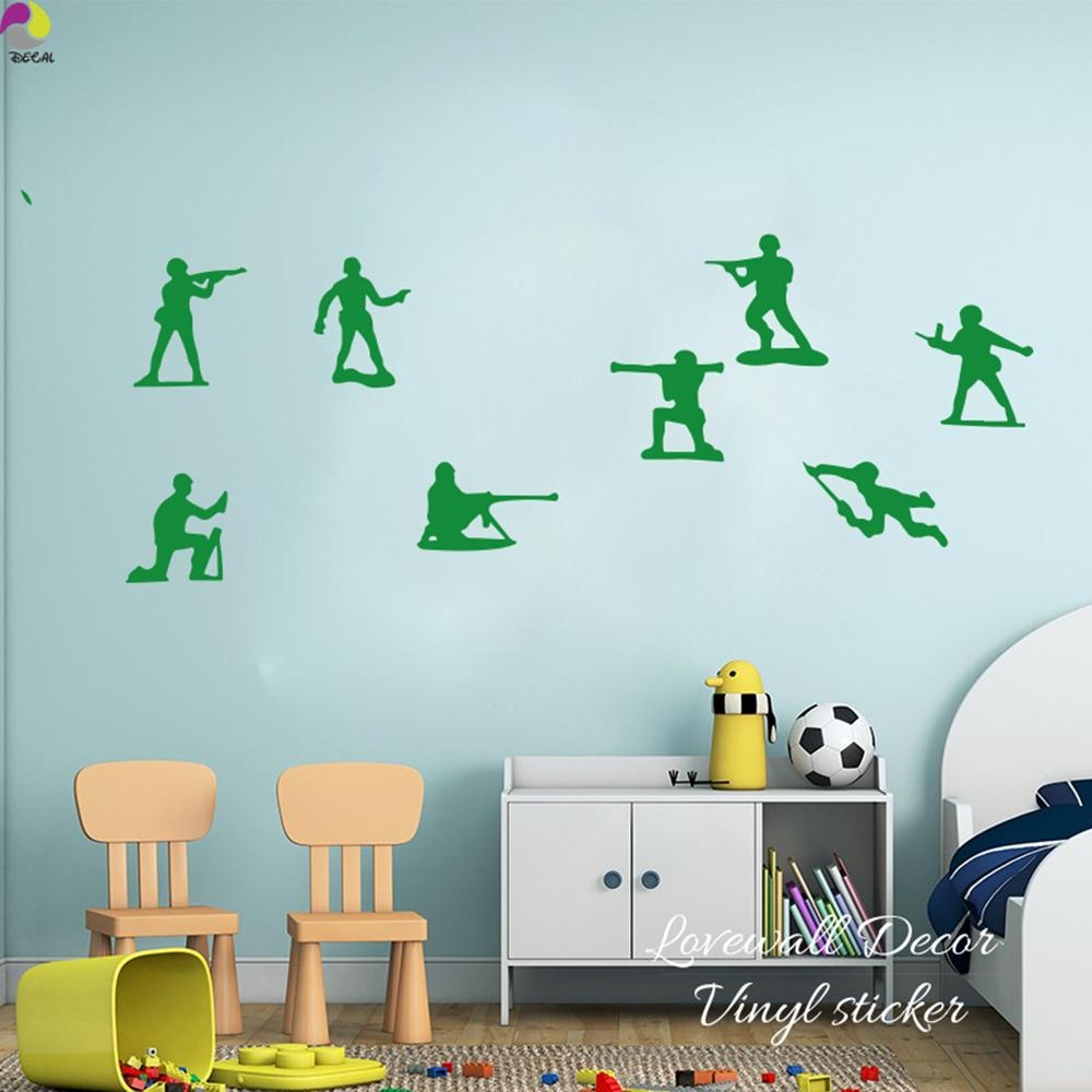 Online Get Cheap Window Soldier Sticker Aliexpress | Alibaba With Regard To Toy Story Wall Stickers (View 13 of 20)