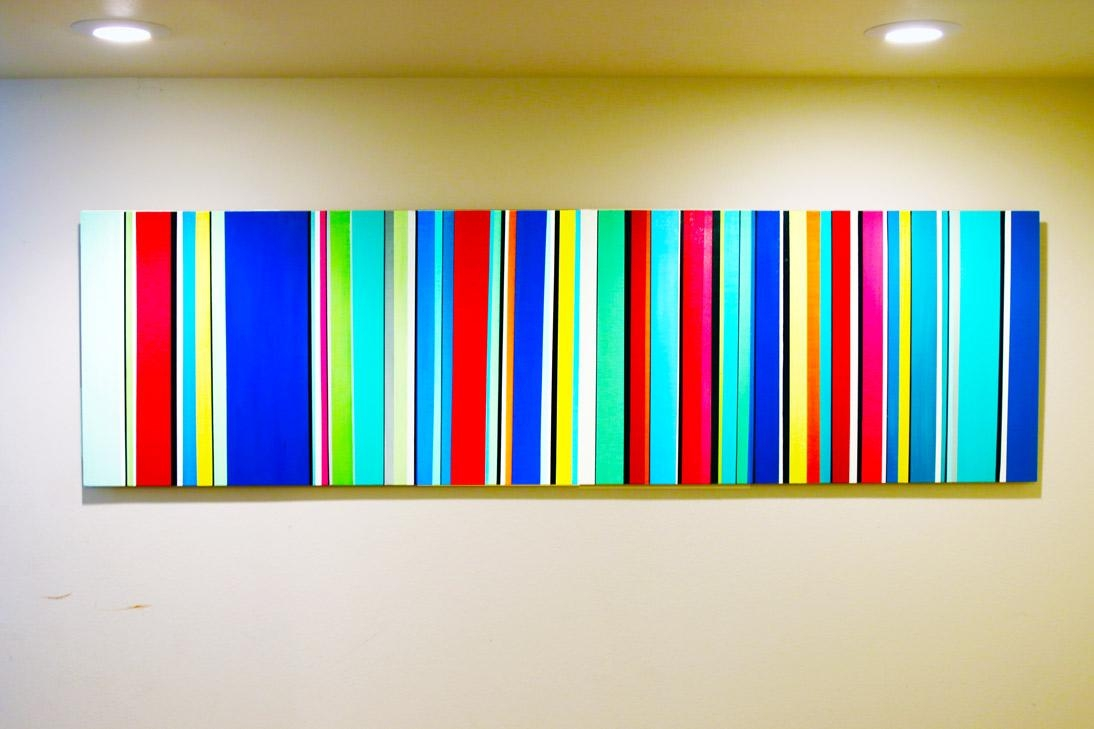 Original Healthcare Art | Adding Some Happy | Rosemary Pierce Intended For Corporate Wall Art (Image 15 of 20)