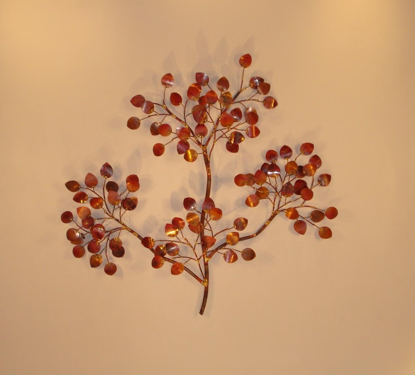 Outdoor Metal Wall Art With Regard To Copper Outdoor Wall Art (Image 16 of 20)