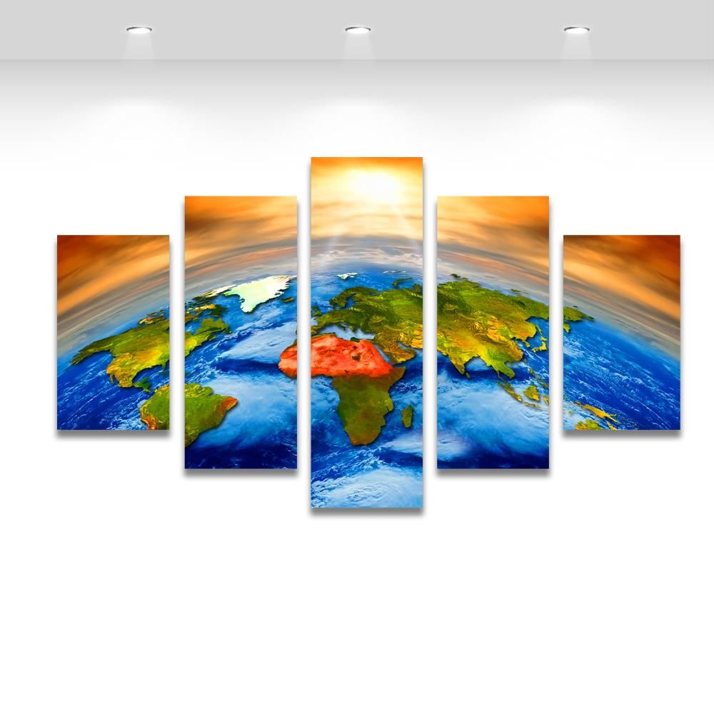 Outer Space Wall Art Promotion Shop For Promotional Outer Space Intended For Outer Space Wall Art (View 14 of 20)
