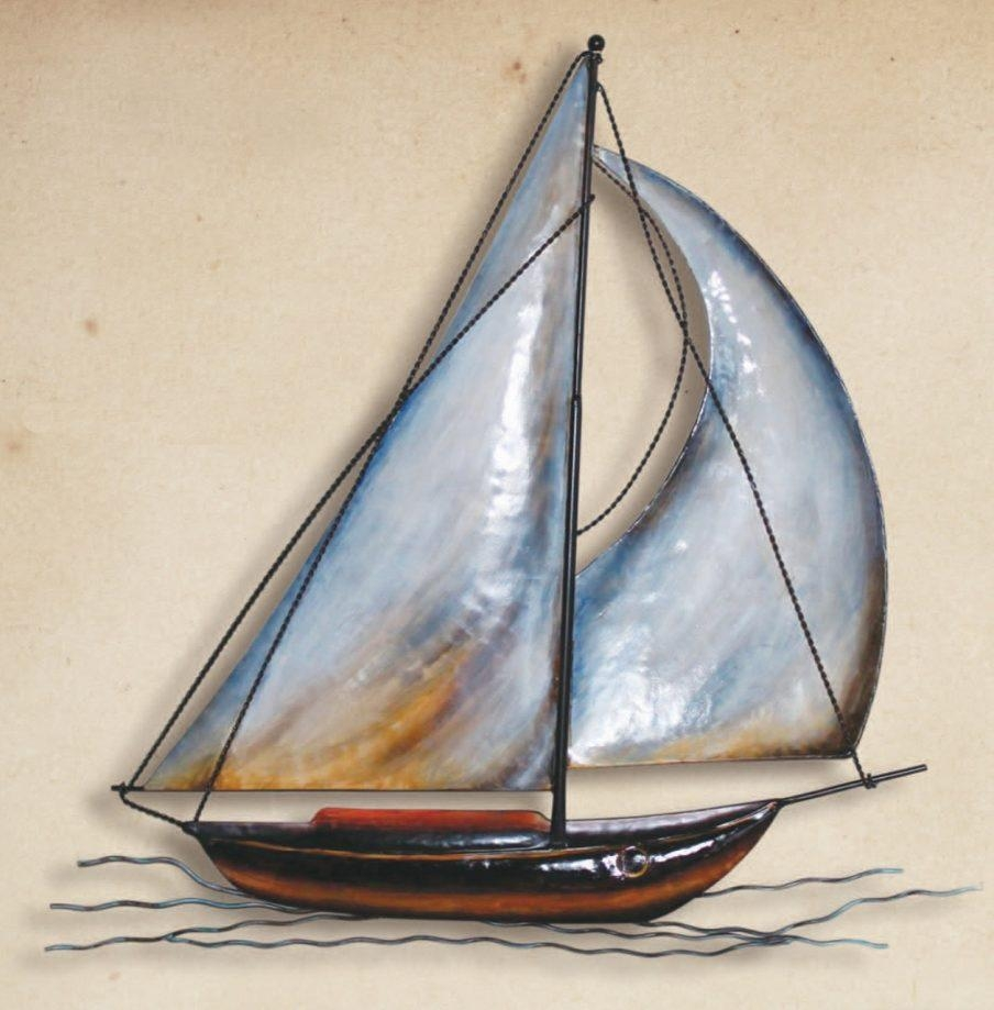 Outstanding Sailboat Framed Wall Art Zoom Graham And Brown Sailing Regarding Boat Wall Art (View 7 of 20)