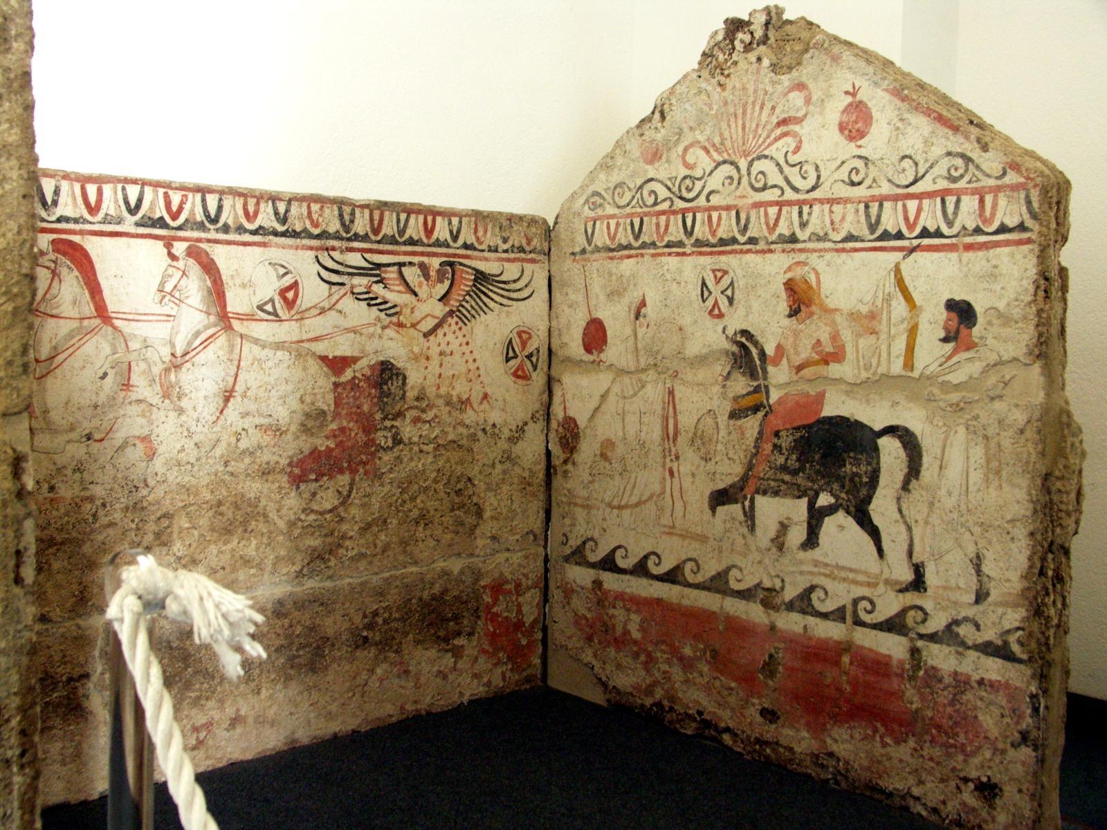 Paestum | Mambo Italiano | Pinterest | Italy Regarding Ancient Greek Wall Art (Image 8 of 20)