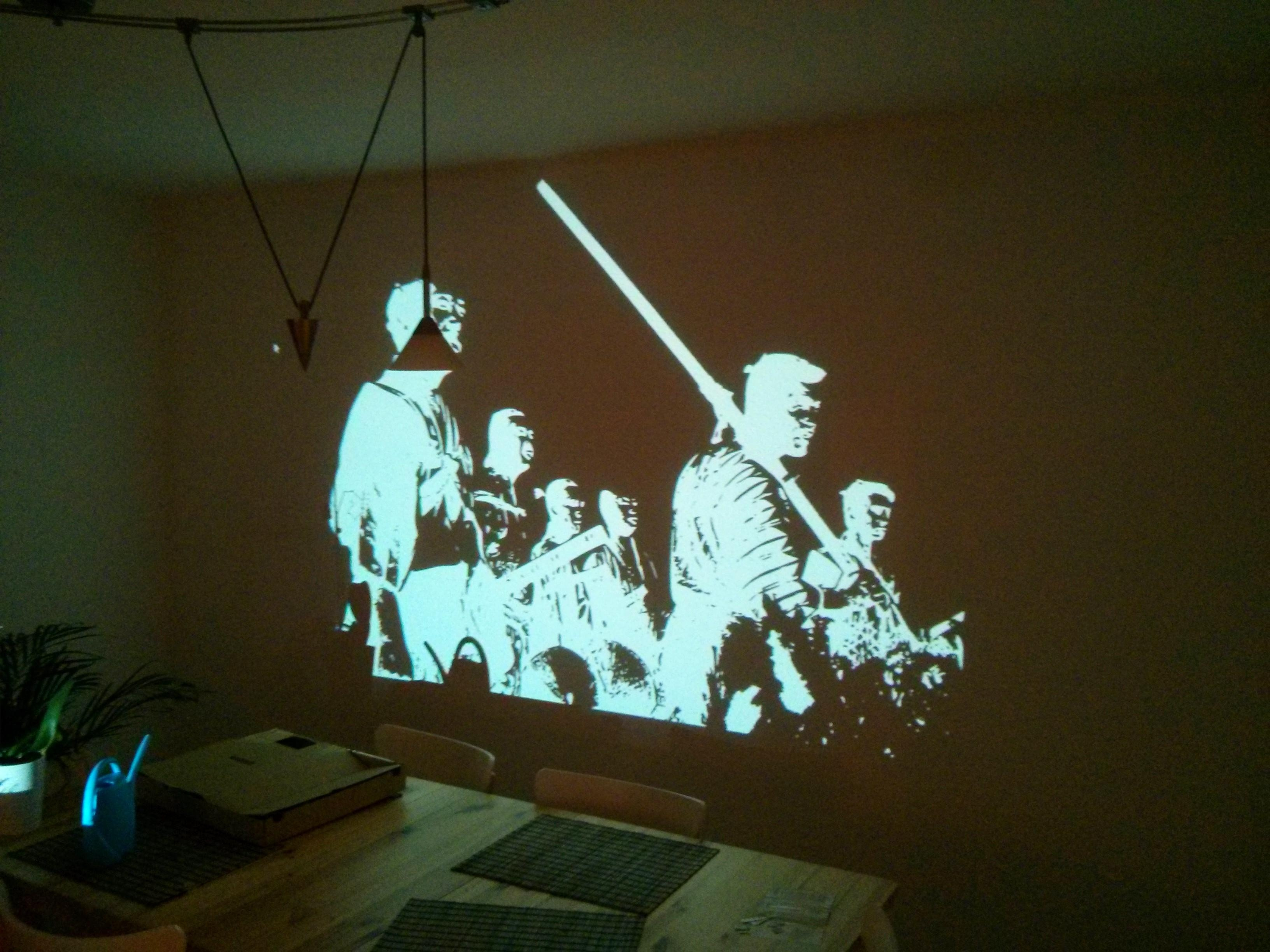 Painting Seven Samurai – Making Of – Album On Imgur Within Samurai Wall Art (View 17 of 20)