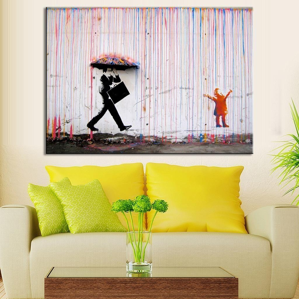 Paintings For Living Room Wall – Techethe With Regard To Wall Art For Living Room (Image 14 of 20)