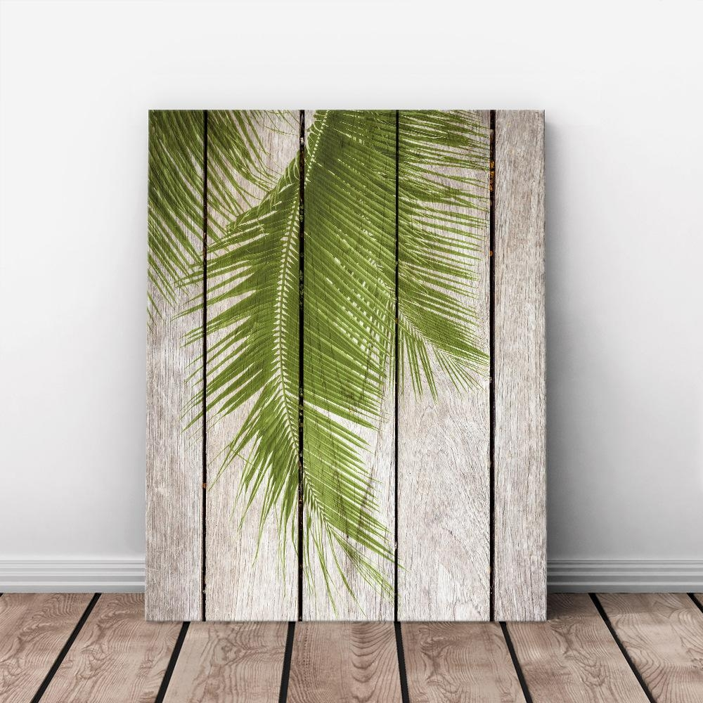 Palm Leaves Wall Art Promotion Shop For Promotional Palm Leaves Within Palm Leaf Wall Art (View 9 of 20)