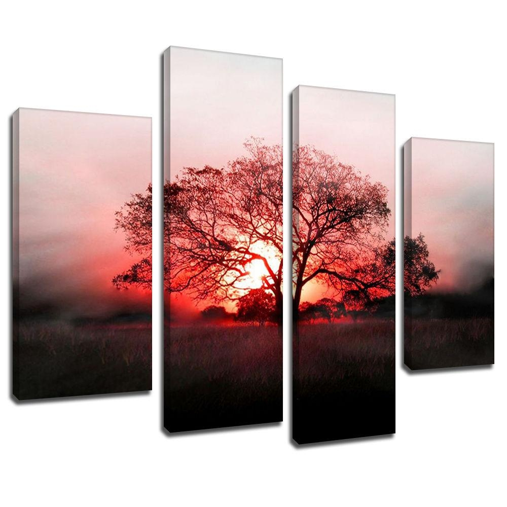 Panel Wall Art Multiple Panel – Blogstodiefor Regarding Multiple Panel Wall Art (View 15 of 20)