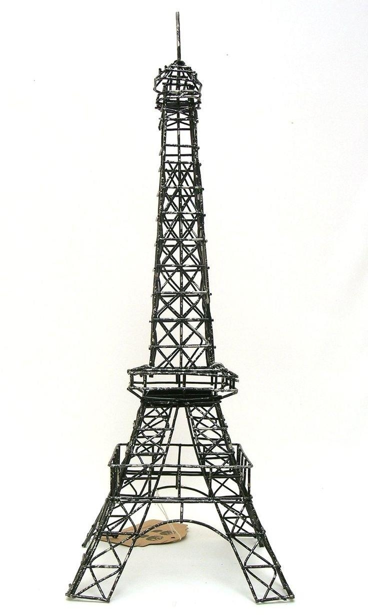 Paris Bedroom Decor Target Eiffel Tower Wedding Centerpieces Pertaining To Metal Eiffel Tower Wall Art (View 11 of 20)