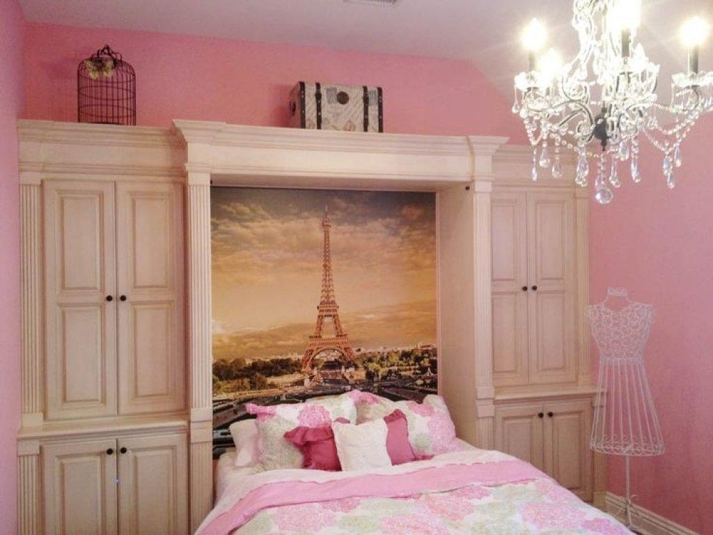 Paris Bedroom Set Eiffel Tower Ikea Decorations Large Wall Art Pertaining To Paris Theme Wall Art (View 19 of 20)