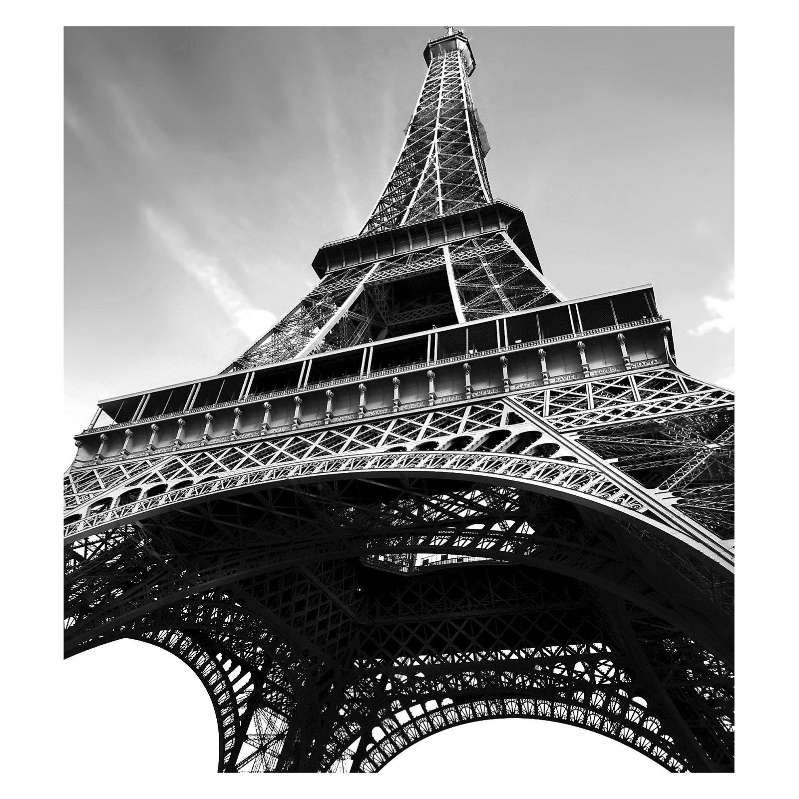 Featured Image of Black And White Paris Wall Art