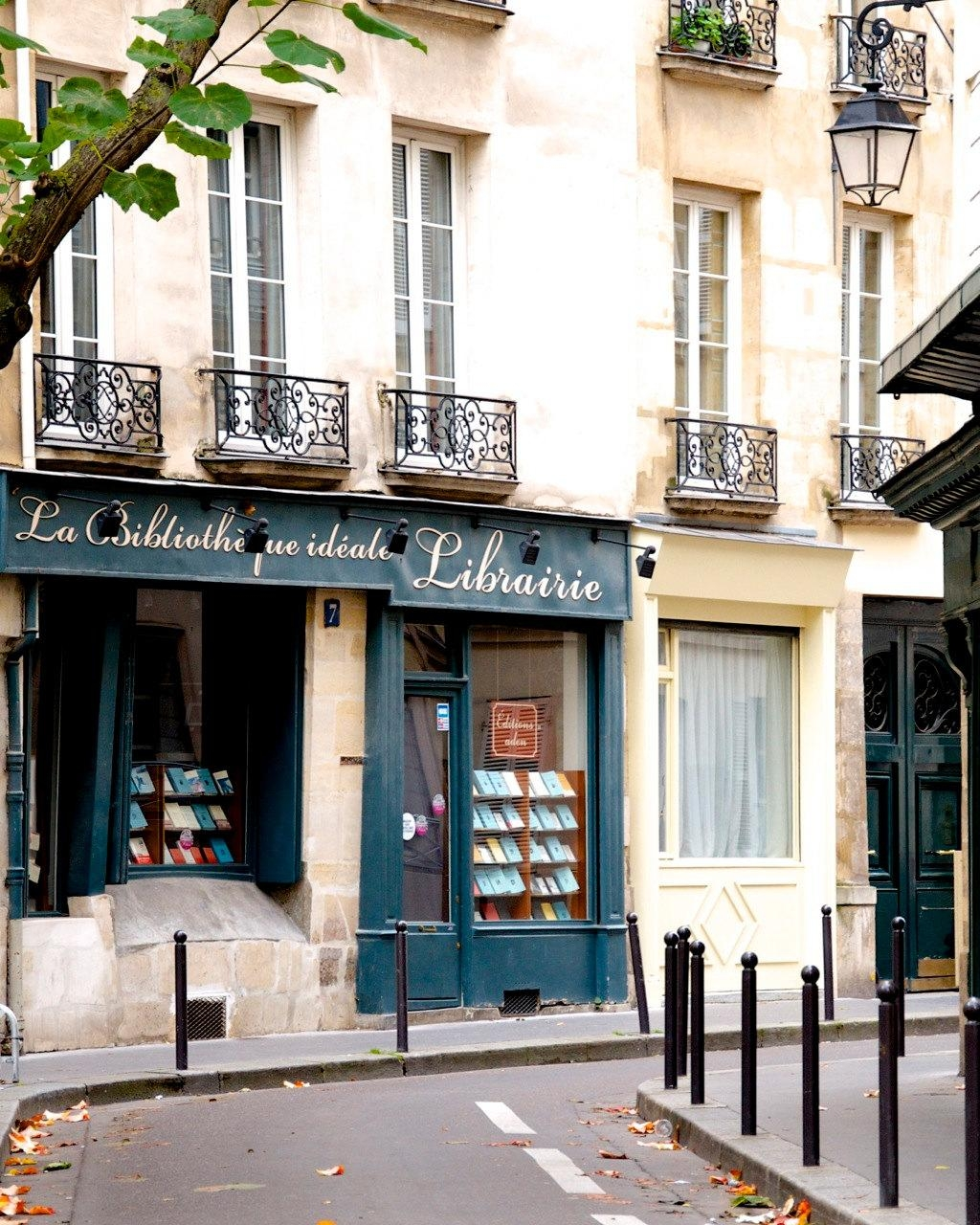 "Paris Photography, ""Librarie, Paris No 3"" Paris Print Extra Large In Extra Large Wall Art Prints (Image 14 of 20)"