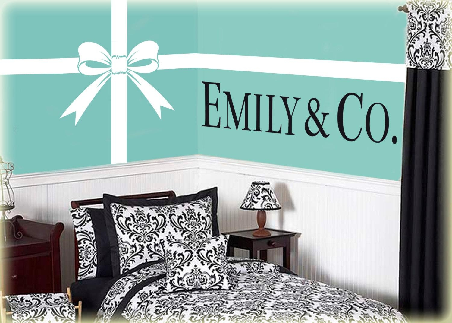 Featured Image of Tiffany And Co Wall Art