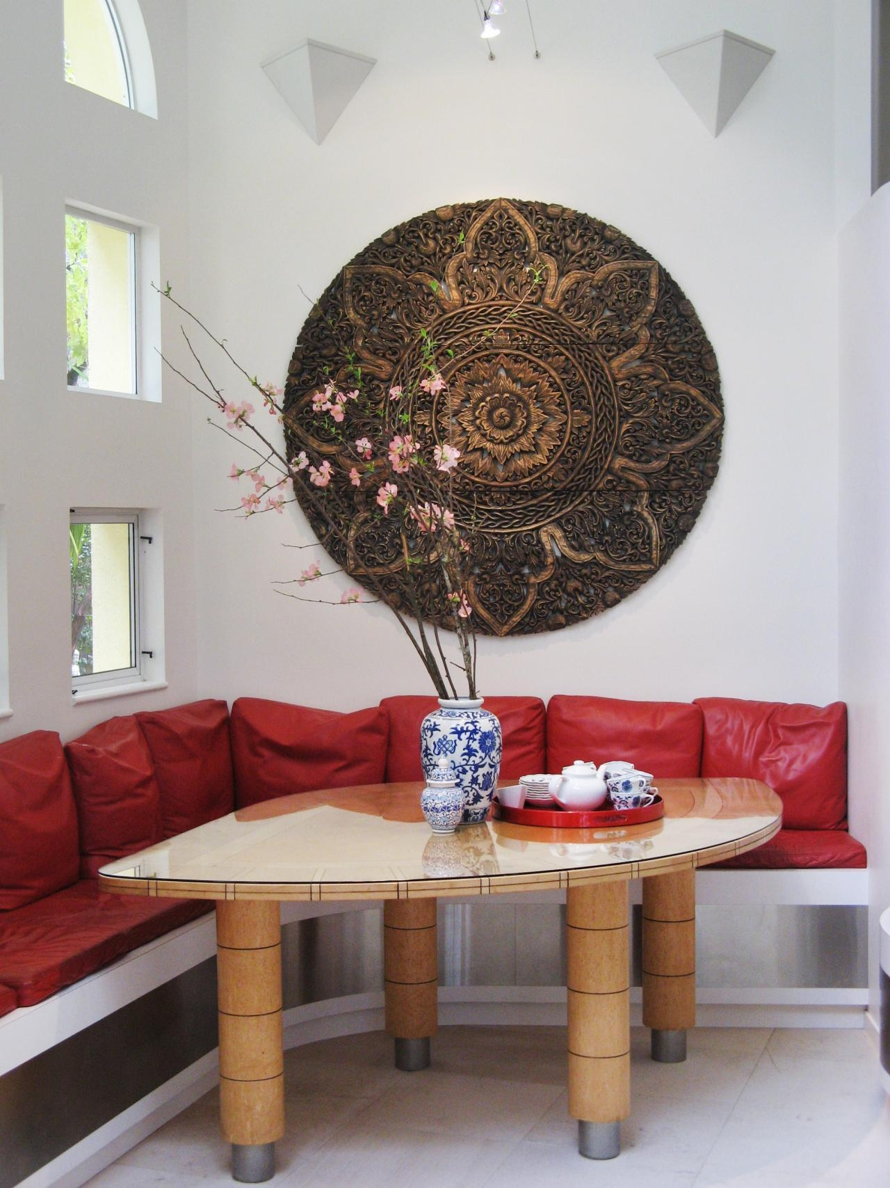 Photo Page | Hgtv With Regard To Asian Metal Wall Art (Image 18 of 20)