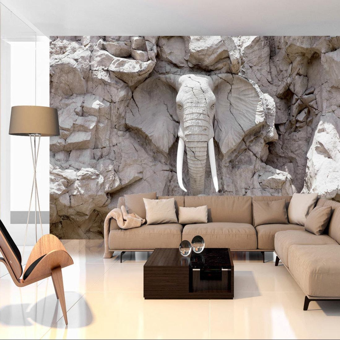 Photo Wallpaper Wall Murals Non Woven 3D Modern Art Optical In Optical Illusion Wall Art (Image 17 of 20)